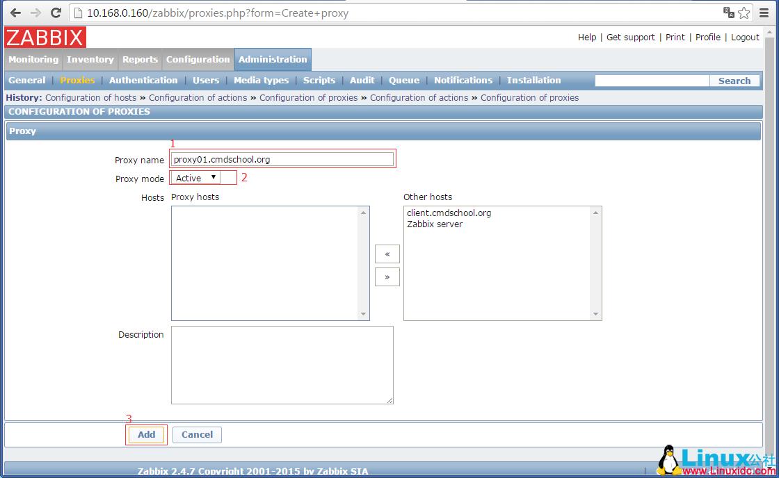 Zabbix實戰企業監控Zabbix-Proxy - IT閱讀