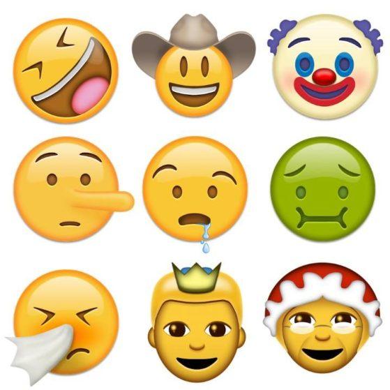 统一码联盟宣布新增72个emoji表情图片