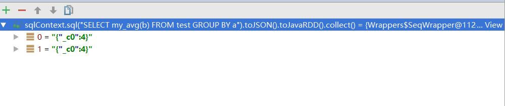 Spark SQL 用戶自定義函數UDF、用戶自定義聚合函數UDAF 教程(Java踩坑